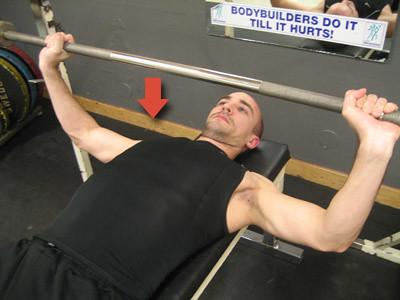 bench press photo