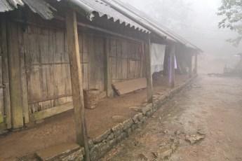 Das (Hmong)-Haus von Zis Mutter