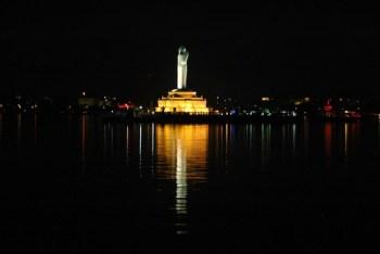 Buddha, Hussain Sagar Lake, Hyderabad