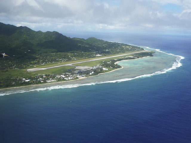 Rarotonga Airport, Cook Islands