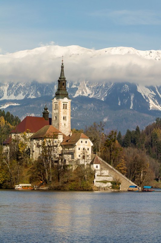 Beauty of Lake Bled