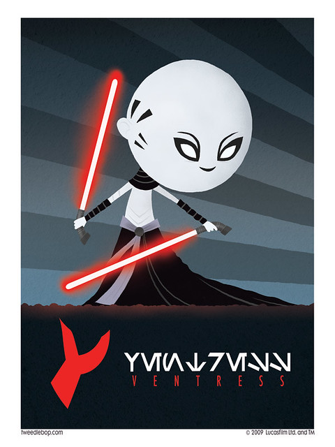 V is for Ventress