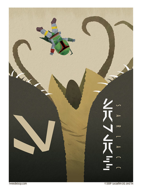 S is for Sarlacc