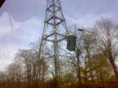 antenna going cheap