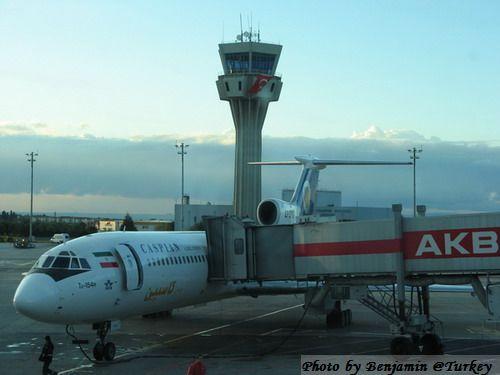 Turkey023--土耳其機場