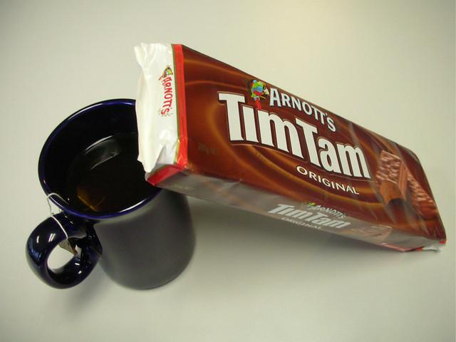 tea & timtam