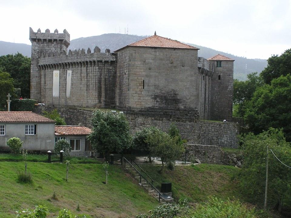 Castillo de Vimianzo La Coruña Galicia 03