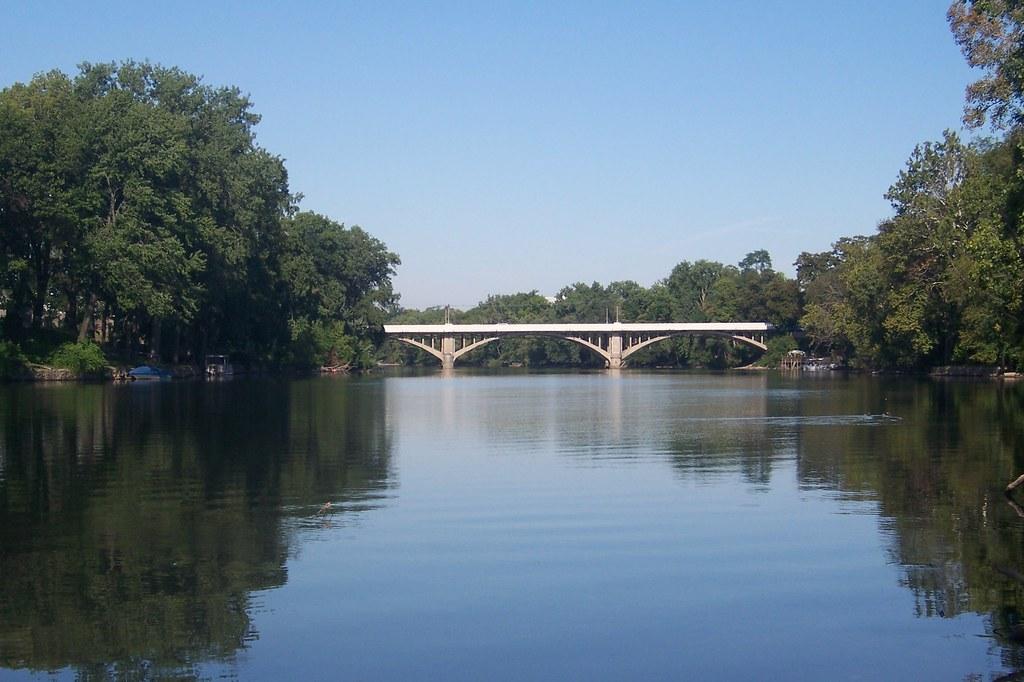 Ironwood Drive bridge