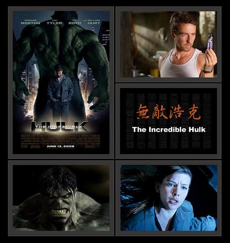 無敵浩克_The Incredible Hulk   中文名稱:無敵浩克 英文名稱:The Incredible Hul…   Flickr
