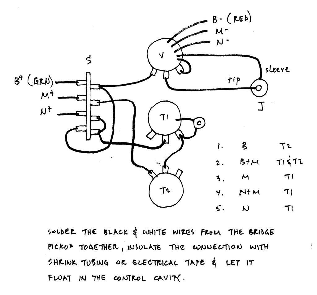 Custom Strat Wiring Strat Wiring Harness Guitar Ebay
