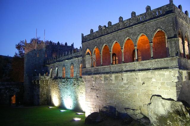 Castelo Soutomaior Nocturno 01