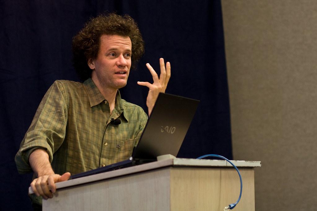 Yann Martel Life Of Pi Presentation October 25 2007