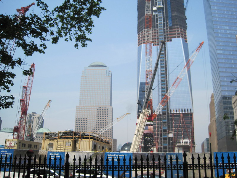 Rebuilding at Ground Zero