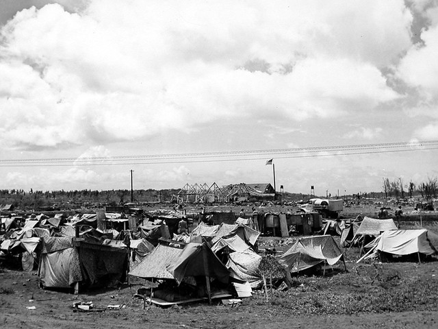 Orote Refugee Camp, 1944