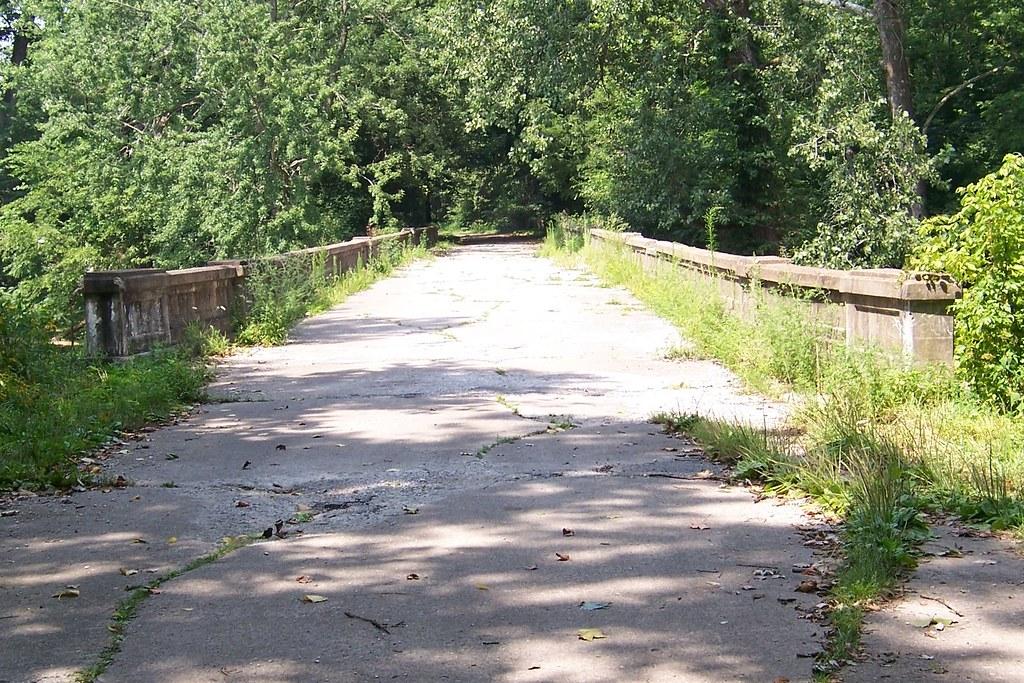 Old US 40, Putnam County