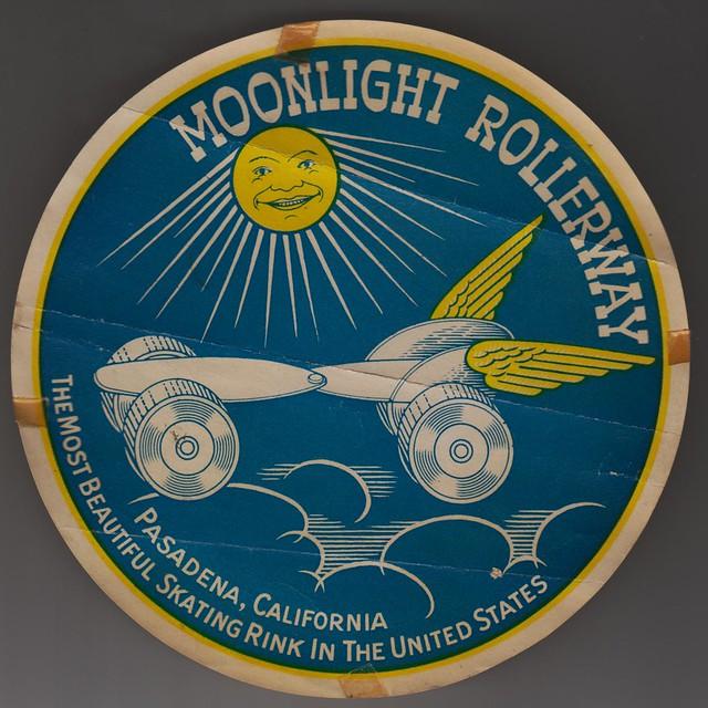 Moonlight Rollerway - Pasadena, California