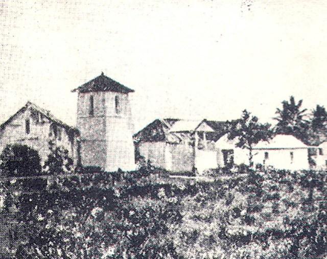 Dulce Nombre de Maria Cathedral, 1900