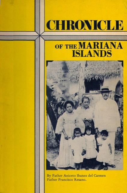 Chronicle of the Mariana Islands