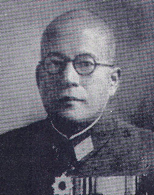 Lt. General Hideyoshi Obata