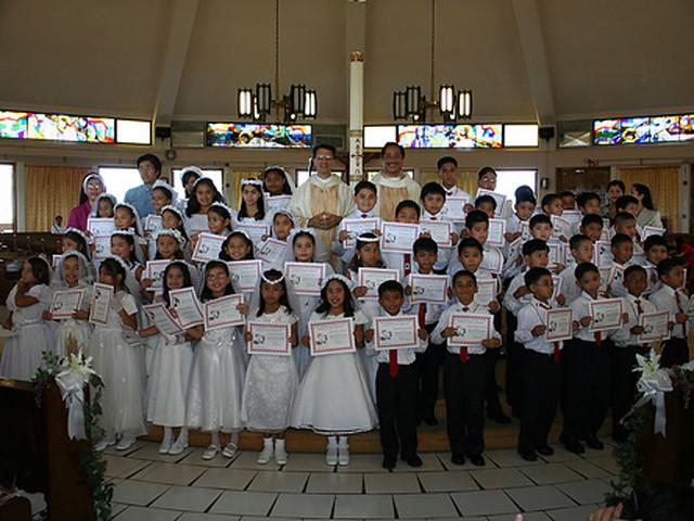 Communion Recipients