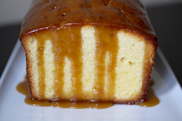 Salted Caramel Pound Cake - 25