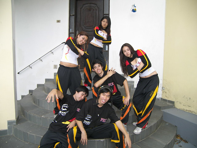 Phoenix Hip Hop - PHX Crew  不死鳥 ヒップホップ