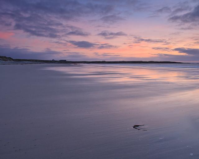 Dusk, Culla Beach