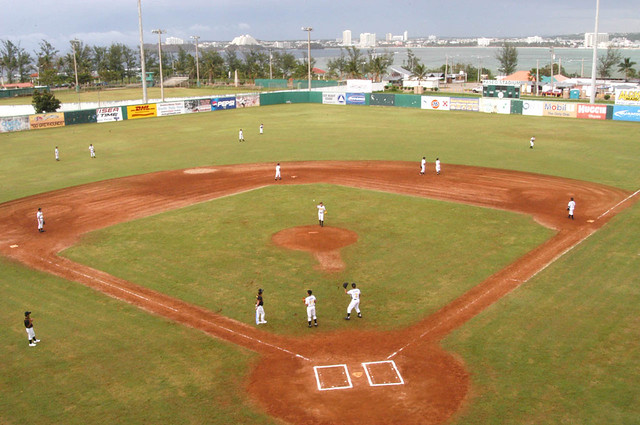 Paseo Baseball Field