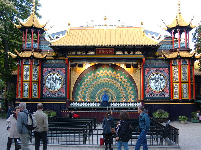 Tivoli, Copenhague