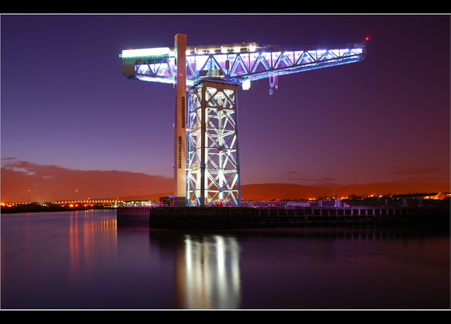 Titan, Clydebank, Glasgow   Titan is one of the oldest stand…   Flickr