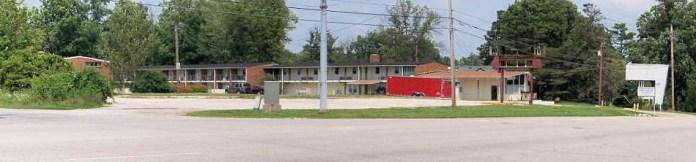 Former Ritz Plaza Motel