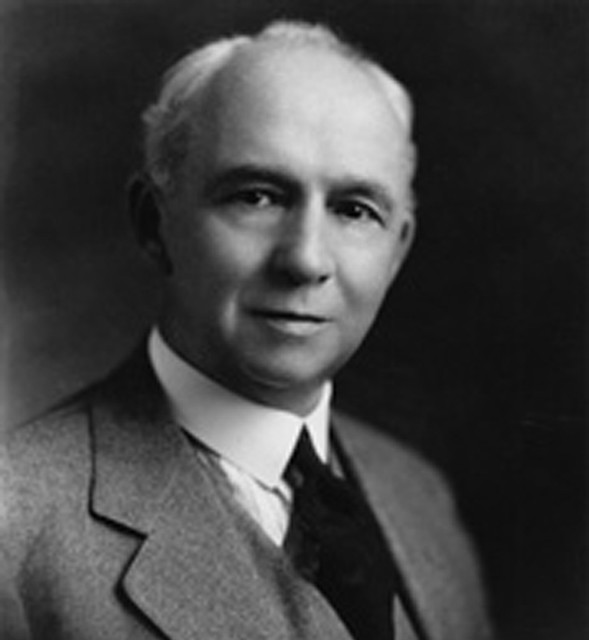 Senator Ernest Gibson