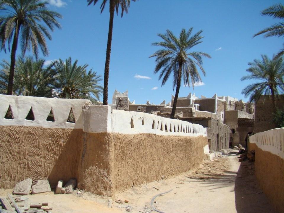 Ciudad Antigua de Gadames Libia 08