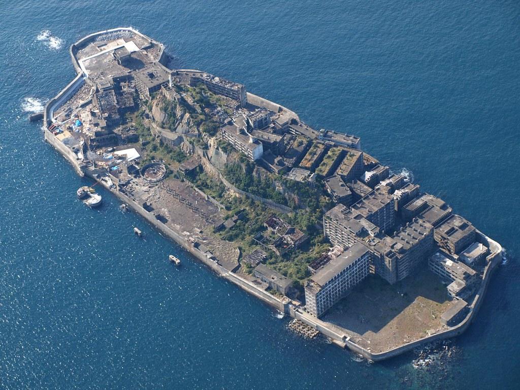 軍艦島 (Battleship Island) 2008