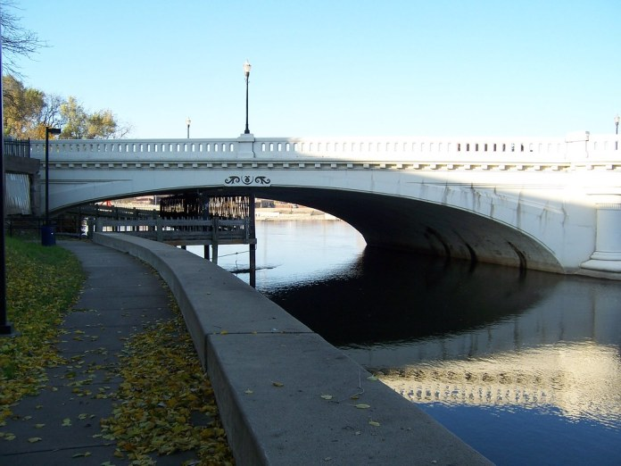Jefferson St. bridge