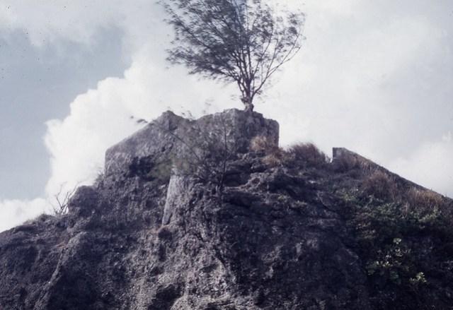 Fort Santo Angel, 1958