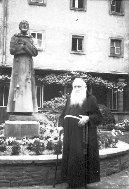 Father Callistus Lopinot