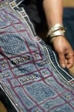 Traditionelle Stickereien