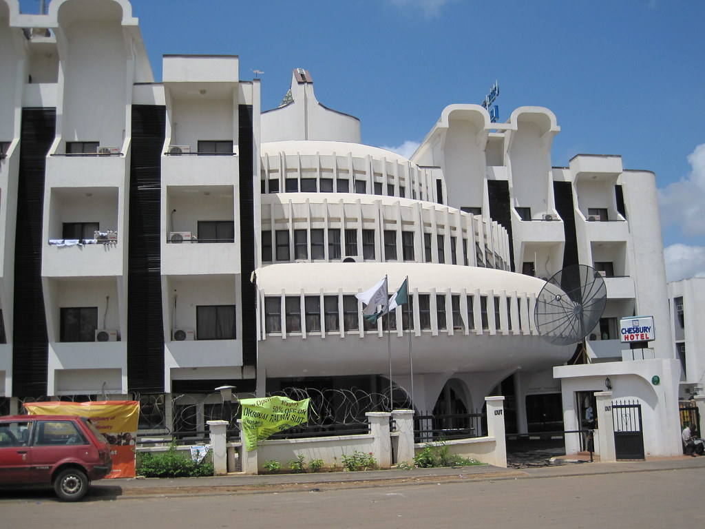 Chesbury Hotel Abuja Nigeria Street Address And Google