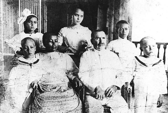 Pangelinan - Bordallo Family, 1912