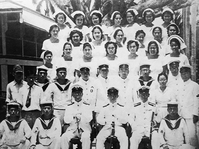 Chamorro Nurses and Japanese Administration