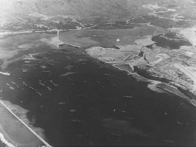 Apra Harbor, 1946
