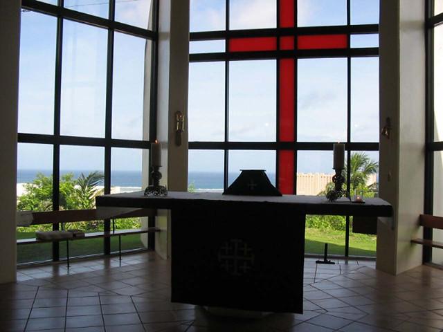 Episcopal Church Altar