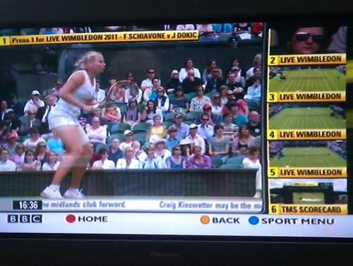 Interactive Wimbledon
