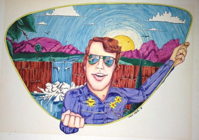 Self-Portrait 1976