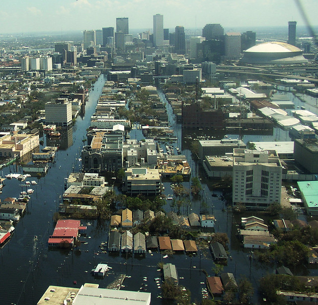 New Orleans, The Day After