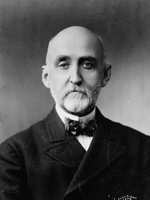Alfred Thayer Mahan, 1904