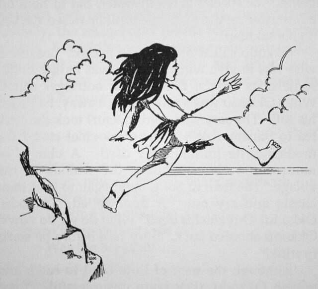 Puntan Påtgon, The Boy Leaps to Rota
