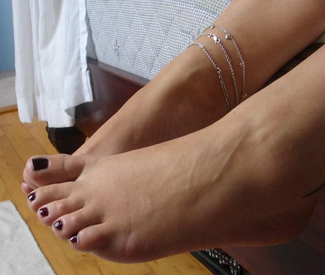 Cum On My Feet By Isabel De Goddess