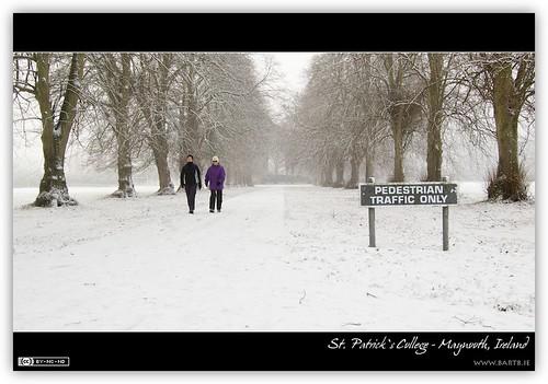 A Winter Walk in SPCM